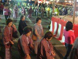 湯田中温泉夏祭り