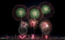 【2020年開催なし】花火ファンタジアFUKUOKA2019