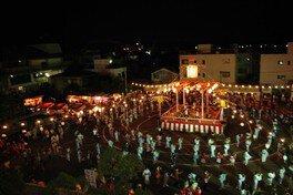 成田山みたま祭り盆踊り大会<中止となりました>