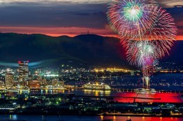 【2020年開催なし】第54回さぬき高松まつり花火大会 どんどん高松