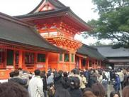宇佐神宮 初詣