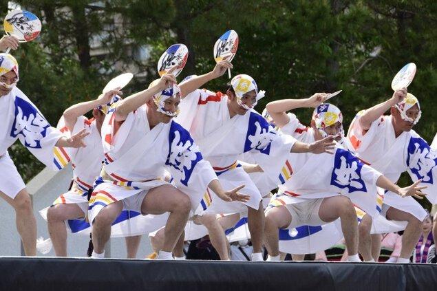 四国の祭り2019