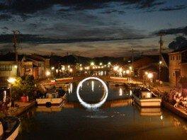 内川十楽の市・夏の夜の彩り
