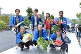 高取町農業祭 ごんだ祭