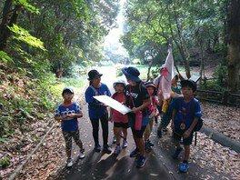 ヤックス自然学校「第44回サマーキャンプ:謎解き冒険キャンプ」