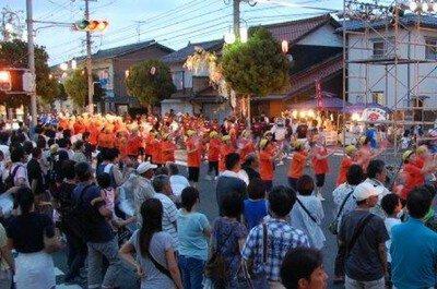 貝がら節祭り2019 貝がら節総踊り