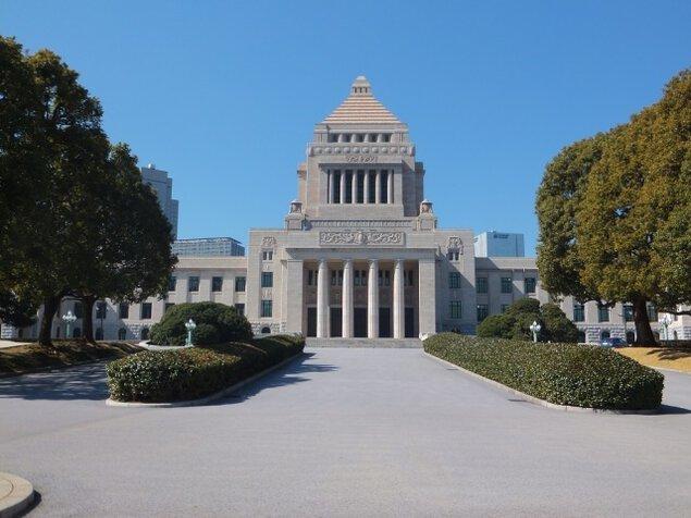 国会議事堂&法務省見学ツアー(4月)