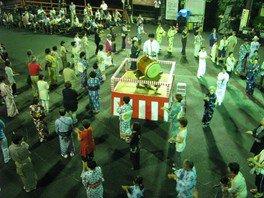 湯河原温泉 盆踊り大会