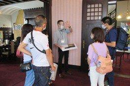 風見鶏の館 3大ツアー 美の館ツアー(8月)