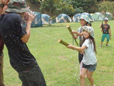 ヤックス自然学校「第44回サマーキャンプ:わんぱくキャンプ」