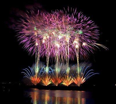 【2020年中止】第68回伊勢神宮奉納全国花火大会
