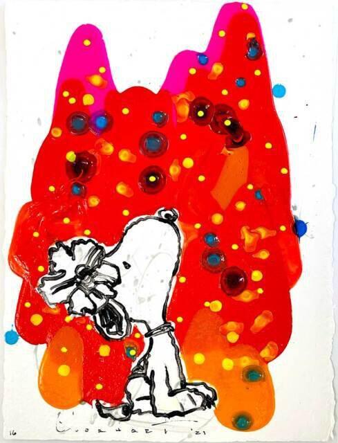 2021G.W. 『PEANUT』ファン待望のトム・エバハート新作原画特別展示販売会(岡山会場)
