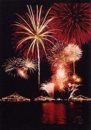 【2020年中止】呉の夏まつり「海上花火大会」