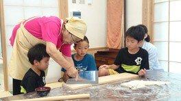 おやこ遊学in信州須坂~信州須坂の食と自然を体感 親子で学ぶ夏の一日~