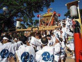 住吉祭(夏越祓神事・例大祭)