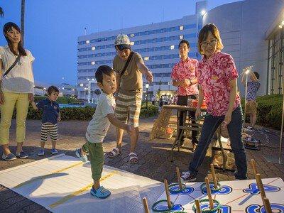 サンルートプラザ東京の夏祭り2019