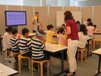夏休み防災未来学校2019