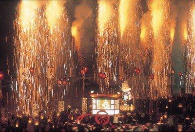 今宮郊戸八幡宮秋季祭典