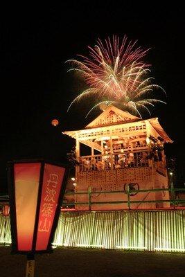 令和元年 丹波篠山デカンショ祭