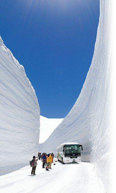 2019立山黒部・雪の大谷フェスティバル
