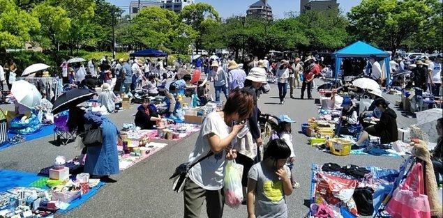 西葛西「新田6号公園」フリーマーケット(4月)<中止となりました>