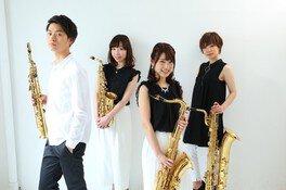 サックス演奏「崔勝貴(さいしょうき)サクソフォンカルテット」(夏のナイトZOO)