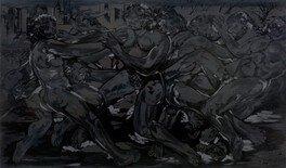 特別展示 平川恒太ー悪のボルテージが上昇するか22世紀