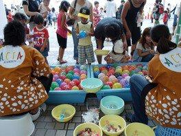 アクタの夏祭り