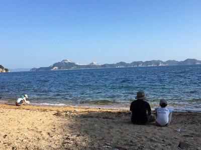 榎本英樹の父と子の無人島キャンプ