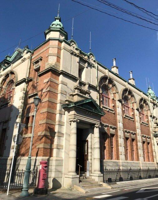 旧唐津銀行開館10周年記念「日本銀行建築譜」特別展示