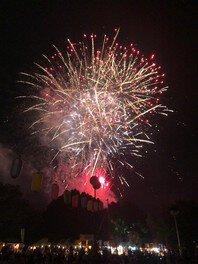 【2020年花火大会は開催なし】第12回春日部市大凧花火大会