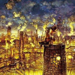 「えんとつ町のプペル 光る絵本展」は10月14日(日)まで