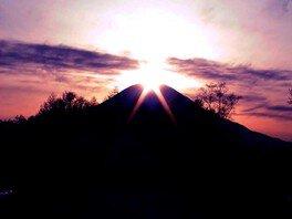神秘体験!ダイヤモンド羊蹄山