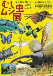 むしムシ虫展 ~見る・聞く・触れる昆虫のふしぎ~