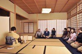 国営昭和記念公園 日本庭園「はじめてのお茶室」(7月)