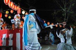 岡崎団七踊り