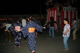 中津盆踊り