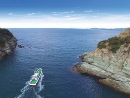 和歌の浦遊覧船