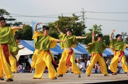 焼津市制施行70周年記念 第20回 踊夏祭
