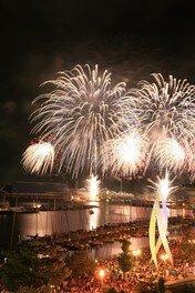 【2020年中止】第73回清水みなと祭り 海上花火大会