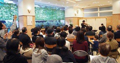 100万人のクラシックライブ in 東横INN岐阜