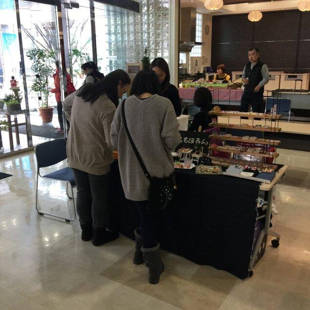 五条七本松手作り市 in ディリパ京都(4月)