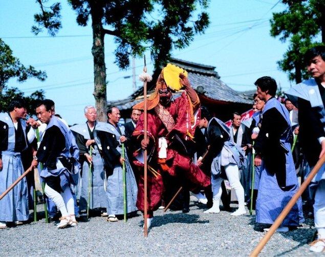 宇波西神社例祭<中止となりました>
