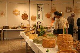 第39回 趣味の竹工芸展