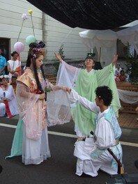 奴奈川祭り