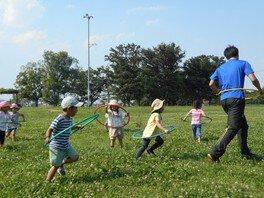 はらっぱスポーツ教室(六仙公園)
