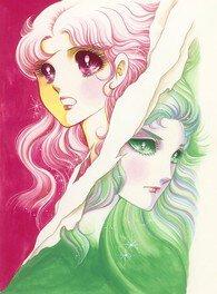 天才少女・北島マヤ、宿命のライバル・姫川亜弓、伝説の大女優・月影千草など登場人物も作品の魅力