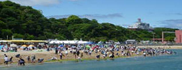 【開催中止】淡輪ときめきビーチの潮干狩り