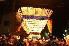 第14回しまんと市民祭(なかむら踊り・しまんと提灯台)