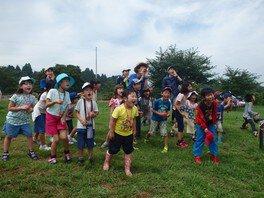 ヤックス自然学校「第44回サマーキャンプ:はじめてキャンプ」
